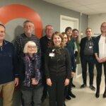 Møde med PsykInfos styregruppe i Region Syddanmark